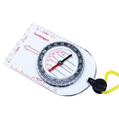 Red Mini Compass